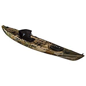 Ocean kayak prowler 13 angler sit on top kayak.