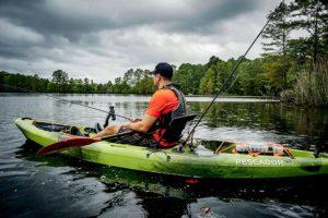 Perception Kayak Pescador Pro Sit on top Kayak.