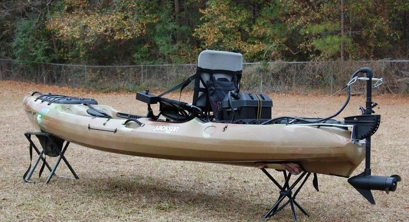 Best 5 Trolling Kayak/Canoe Motors