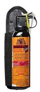 Frontiersman Xtra Bear Spray Repellent.