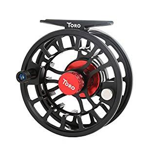 Maxcatch Toro Series Fly Reel.