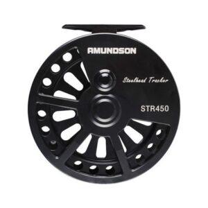 Amundson Steel Tracker Centerpin reel.
