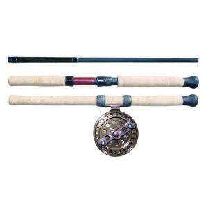 Okuma Aventa Float 13ft Rod For Steelhead.