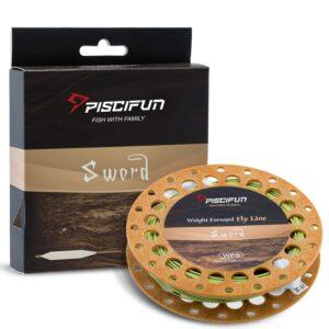 Piscifun Sword Fly Fishing Line For Carp.