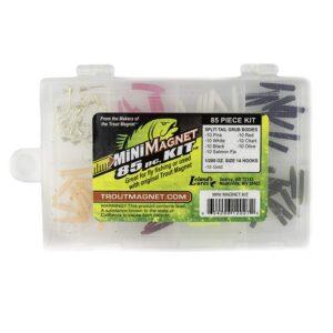 Trout Mini Magnet Kit Baits Scents.