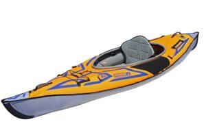 Advanced frame  Sports inflatable kayak.
