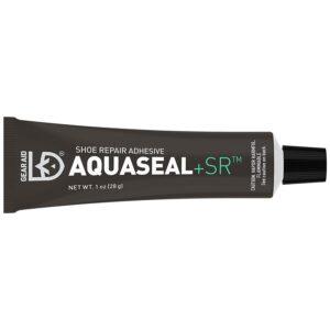Aquaseal boot wader repaid adhesive.