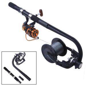 Fishing line winder spooler machine.