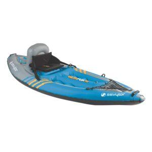 Sevylor k1 Quikpak Inflatable kayak.