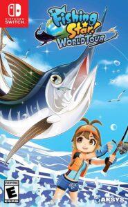 Fishing Star World Nintendo Switch Cover.