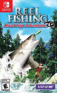 Reel Fishing Road Trip Nintendo Switch.