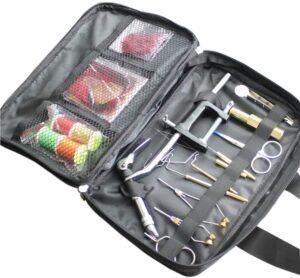 Ronshin Fly Tying Kit Travel kit.